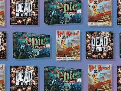 The 4 Best Zombie Board Games