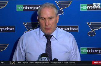 Berube: 'I don't think affected our team in a negative way tonight'