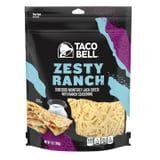 PSA: Taco Bell Has New Shredded Cheeses in Flavors Like Zesty Ranch and Salsa Verde!