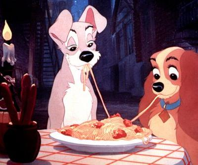 Lady and the Tramp Is Getting a Live-Action Reboot Because Disney Is a Good Doggo