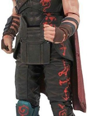 Wield Thor's hammer with these action figures