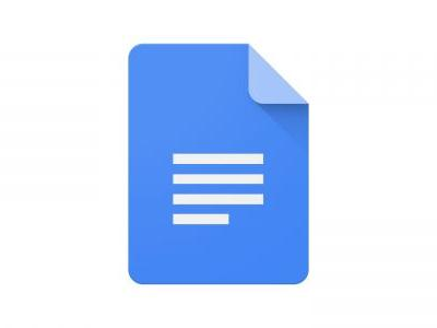 Google Docs app tests Material Theme w/ some users on Android