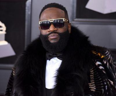"""Report: Rick Ross Hospitalized Following a """"Medical Crisis"""""""