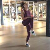 Get Ready to Sweat With This Trainer's Quick, Full-Body Cardio Workout