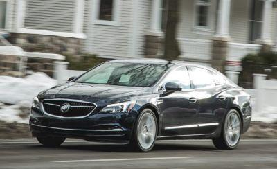 2017 Buick LaCrosse AWD Tested: A Tough Sell at the Top End