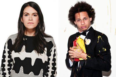 Abbi Jacobson And Eric Andre Lead Voice Cast In 'Simpsons' Creator Matt Groening's Netflix Animated Comedy Series