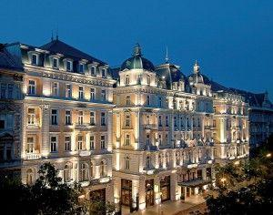 Corinthia Hotel Budapest bags Luxury Hotel of the Year award