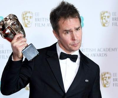 'Three Billboards' conquers BAFTA Awards with five trophies