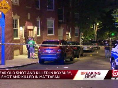 15-year-old dead, two others shot in Boston neighborhood