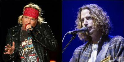 "Guns N' Roses Pay Tribute to Soundgarden's Chris Cornell With ""Black Hole Sun"": Watch"
