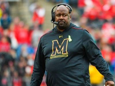 Maryland hires Mike Locksley as head football coach