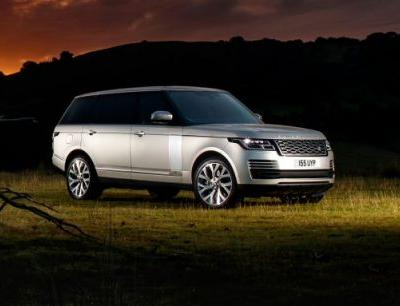 2019 Range Rover P400e: A New Age of Range