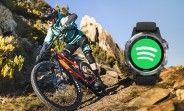 Spotify app now available on Garmin's fenix 5 Plus series of watches
