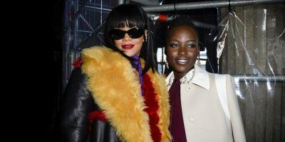 Rihanna and Lupita Nyong'o Movie Based on a Tweet Is Actually Happening