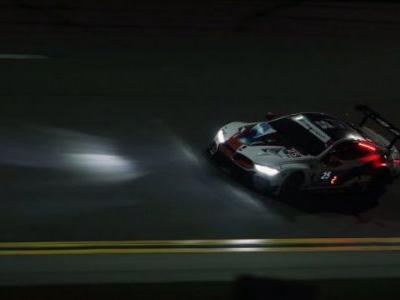 BMW's Tom Blomqvist Will Miss 24 Hours of Daytona Due to U.S. Visa Delays