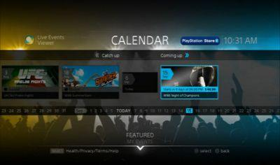 PlayStation Live Events Viewer Will Be Discontinued This Week
