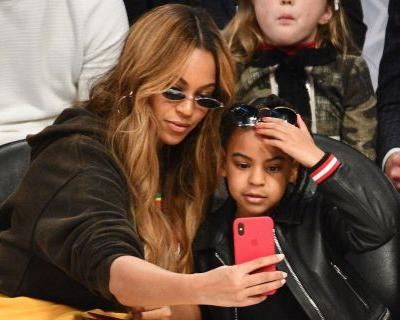 Beyoncé Shares Adorable Comparison Photo of Herself and Blue Ivy at the Same Age