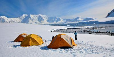 Scientists have found nearly 100 volcanoes in Antarctica - which probably makes it the largest volcanic region on Earth