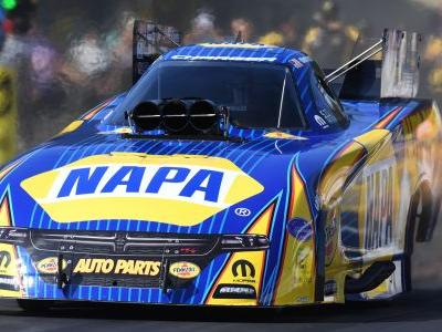Capps Puts the Dodge in Dodge Nationals