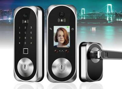 Elecpro Group introduces US:E smart lock with 3D facial recognition at CES 2019