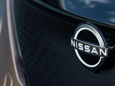 This Is Nissan's Fancy New Logo