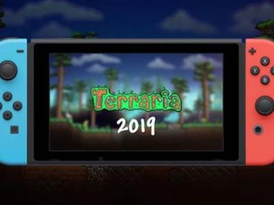 Terraria Launches for Switch on June 27