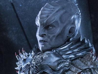Star Trek: Discovery Klingon Look Will Change In Season 2