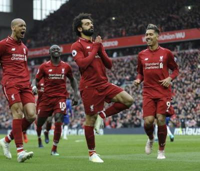 No slip-up this time: Liverpool stays top of Premier League