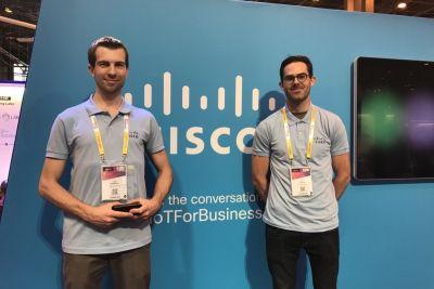 Scanalytics to Collaborate with Cisco After Winning Competition