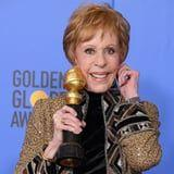 Confused About Carol Burnett's Ear Tug During the Golden Globes? Here's the Story