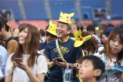 Pikachu Outbreak, a 'Pokemon GO' Event in Japan, Attracted 2 Million People Over 7 Days