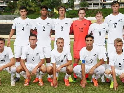 FIFA U-17 World Cup 2017: All you need to know about New Zealand U-17