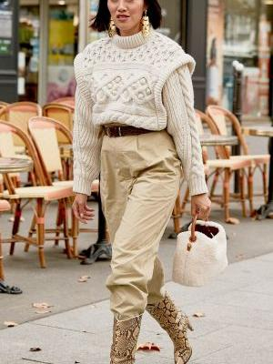 10 Fall Outfit Trends It Would Be a Crime Not to Know About