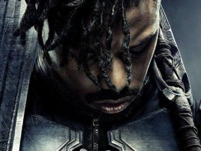 What Killmonger Almost Looked Like in Black Panther