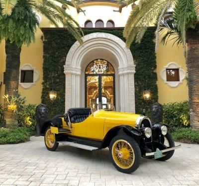 "1921 Kissel ""Gold Bug"" Speedster"