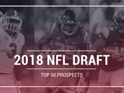 NFL Draft Big Board: Top 50 prospects in 2018 class