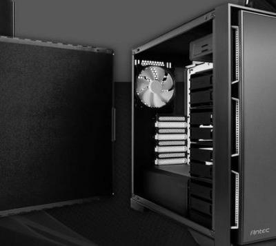 New Antec Silent PC case launches for $110