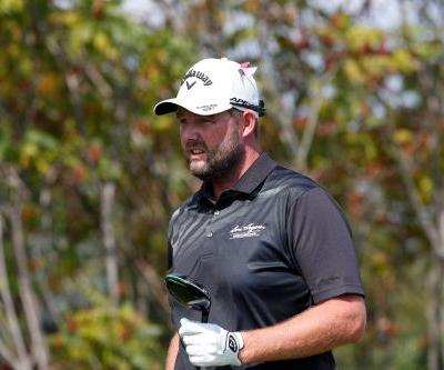 Marc Leishman in driver's seat with much on the line for players in BMW Championship