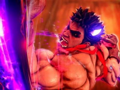 Street Fighter V Brings Back Evil Ryu As Kage