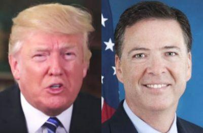 Trump in Letter to Comey: 'You Are Not Able to Effectively Lead the Bureau'