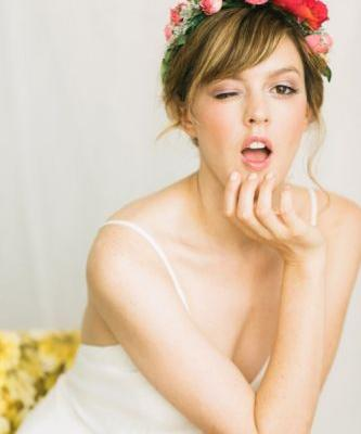 Wedding makeup inspiration.Wedding makeup tutorial on BLDG 25!