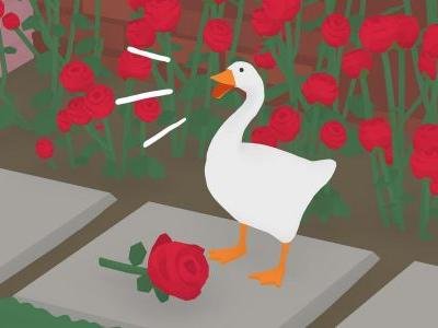 Untitled Goose Game steals itself the top prize at the D.I.C.E. Awards