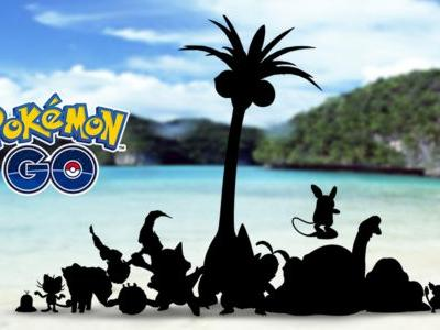 Alolan Variants Coming To Pokémon Go