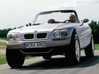 That Time BMW Built A Rear-Engined Off-Road Convertible