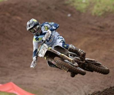 PODIUM RESULTS FOR ROCKSTAR ENERGY HUSQVARNA RIDERS AT LACAPELLE MARIVAL MASTERCROSS