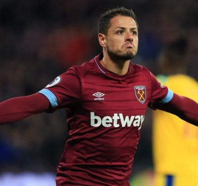Mexicans Abroad: Chicharito scores again for West Ham, Salcedo returns for Frankfurt