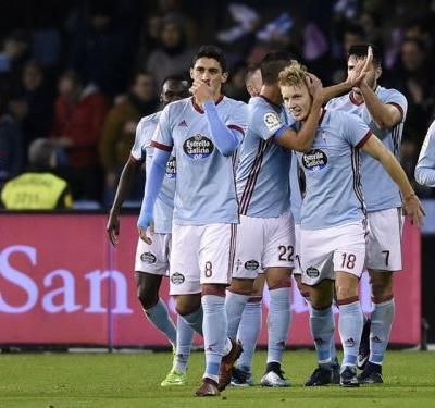 Celta Vigo 2 Real Madrid 2: Gomez extends Zidane's away-day woes