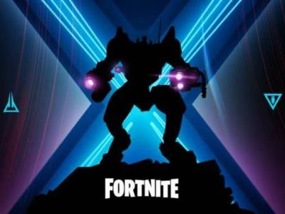 Fortnite's first tournament with BRUTE mech suits starts tomorrow