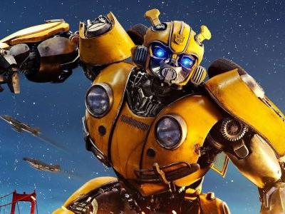 Bumblebee Officially Reboots the Transformers Movie Series Confirms Hasbro