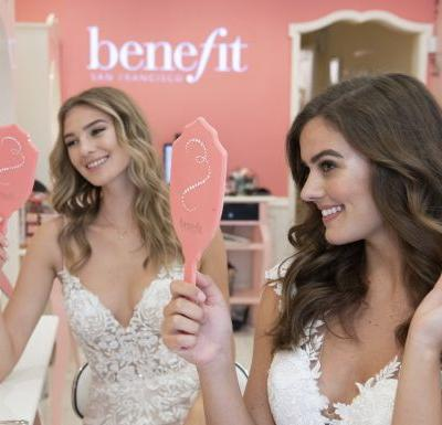 Shape Your Brows With Benefit and You Could Get a Free Wedding Dress